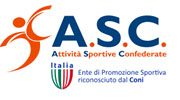 ASC logo - Recreational and Cultural Sports Association of Confcommercio