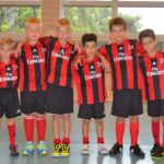 Children at AC Milan camp Lignano