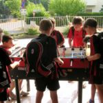 AC Milan Camp boys in Hotel Tokio Jesolo