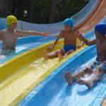 Lignano Sabbiadoro water slide