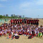 AC Milan Camp Lignano Sabbiadoro seaside