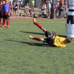 Goalkeeper at AC Milan Camp Lignano Sabbiadoro