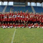 AC Milan Junior Camp Jesolo Venice stadium