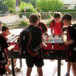 AC Milan Camp boys in Hotel Tokio Jesolo
