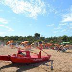 Lignano Sabbiadoro seaside
