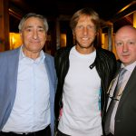 Massimo Ambrosini at the AC Milan Academy Camp