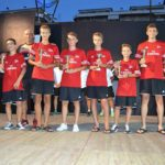 AC Milan Camp Jesolo cups