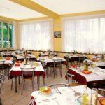 Hotel Tokio lunchroom
