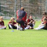 AC Milan camps coach