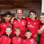 Walter De Vecchi AC Milan Camp Asiago