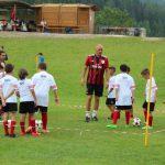 Staff Sporteventi AC Milan Camp training