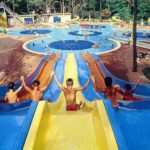 Sporting Village Lignano water slides
