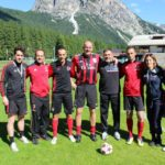 Sporteventi AC Milan training staff