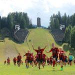 Cortina d'Ampezzo Olympic games