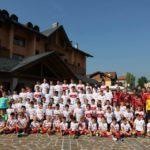 AC Milan soccer Camp, Hotel Gaarten Asiago
