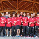 AC Milan Camp Cortina cups