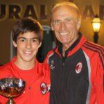 erino Prati AC Milan champion