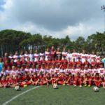 AC Milan Junior Camp in Lignano Sabbiadoro