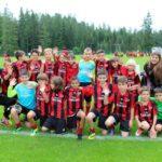 AC Milan Junior Camp at Cortina d'Ampezzo