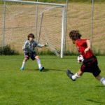 AC Milan camp goalkeeper