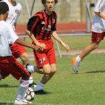AC Milan Camp soccer match
