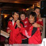 AC Milan holiday at Cortina d'Ampezzo